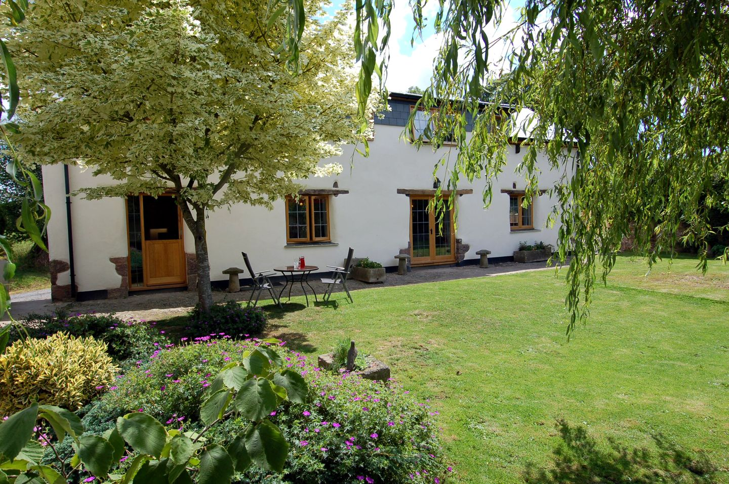 Holiday Cottage Reviews for The Yoke - Holiday Cottage in Tedburn St Mary, Devon