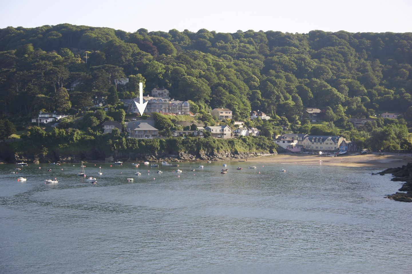 Holiday Cottage Reviews for Underbecks - Self Catering Property in Salcombe, Devon