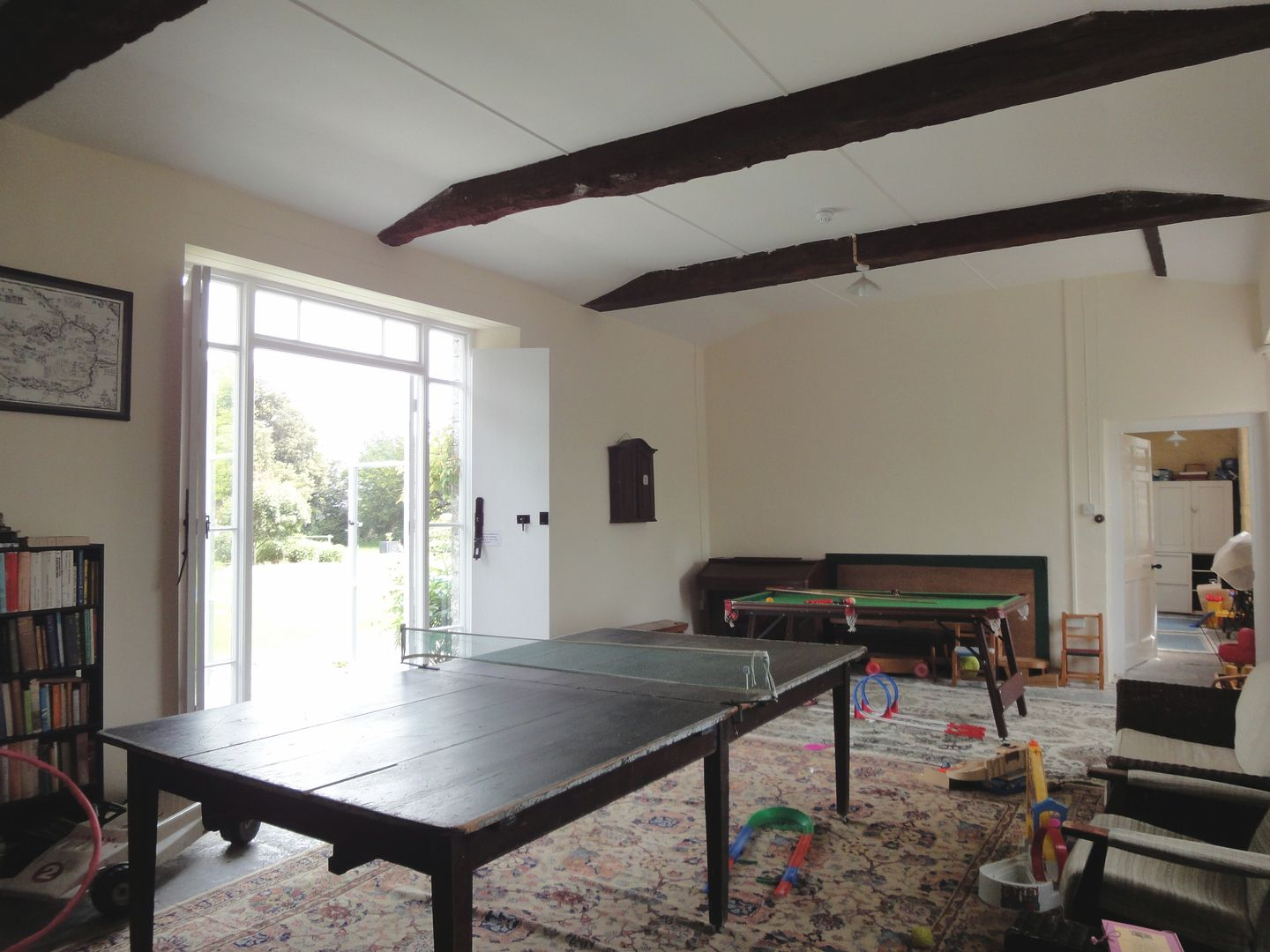 Wootton House Games Room