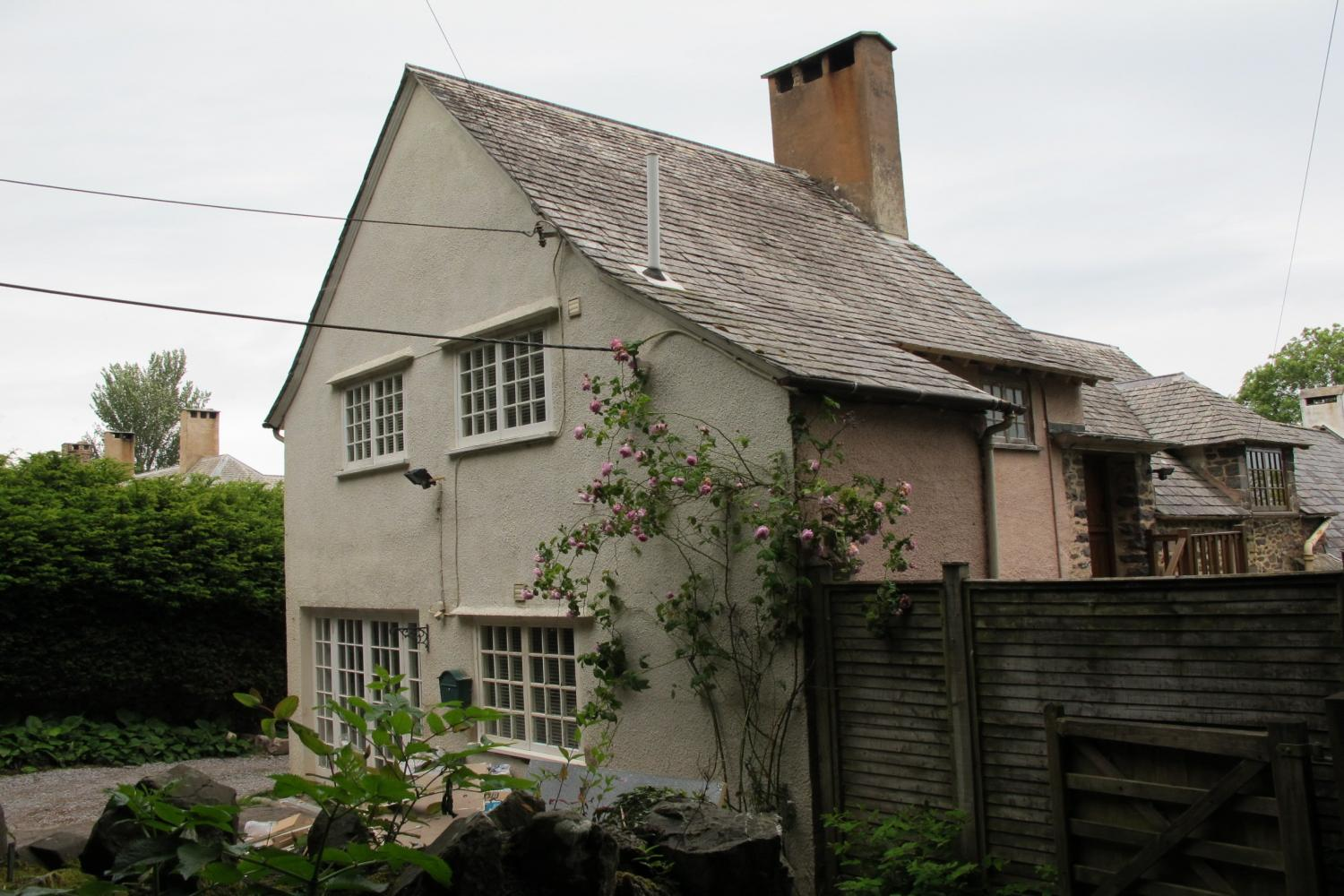 Worthy Cottage Porlock Weir5