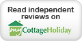 Holiday cottage reviews on mycottageholiday.co.uk