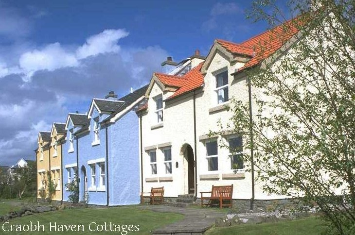 Craobh Haven Cottages
