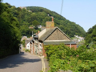 Holiday Cottage Reviews for Riverside Cottage - Holiday Cottage in Lynton & Lynmouth, Devon
