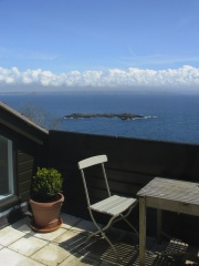 Holiday Cottage Reviews for The Cottage - Holiday Cottage in Mousehole, Cornwall inc Scilly