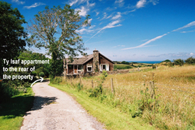 Holiday Cottage Reviews for Ty Isaf - Holiday Cottage in Newport, Pembrokeshire