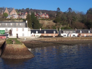 Holiday Cottage Reviews for Fuchsia Cottage - Fortrose Harbour - Holiday Cottage in Fortrose, Highlands
