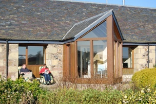 Holiday Cottage Reviews for Burnbrae Holidays - Self Catering Property in Kelso, Scottish Borders