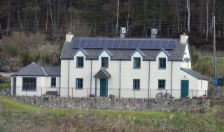 Holiday Cottage Reviews for The Cottage Bogroy - Self Catering Property in Carrbridge, Highlands