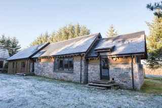 Holiday Cottage Reviews for Pinewood Steading - Holiday Cottage in Inverness, Highlands