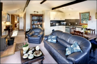 Holiday Cottage Reviews for Kielder Chalet - Holiday Cottage in Alnwick, Northumberland