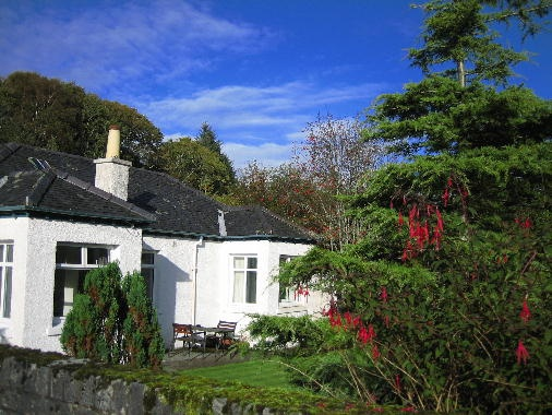 Dun na mara Cottage