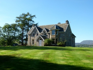 Holiday Cottage Reviews for Nuide Farmhouse - Self Catering Property in Newtonmore, Highlands