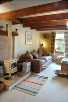 Holiday Cottage Reviews for Driftwood - Cottage Holiday in Chathill, Northumberland