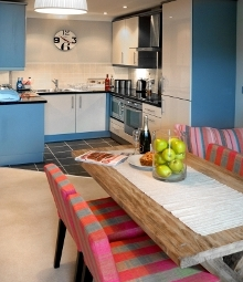 Holiday Cottage Reviews for Seagrass Apartment - Holiday Cottage in Seahouses, Northumberland