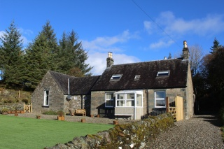Holiday Cottage Reviews for Gartnagrenach Farmhouse - Self Catering in LOCHGILPHEAD, Argyll and Bute