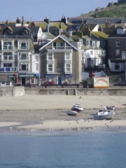 Holiday Cottage Reviews for The Crow's Nest - Cottage Holiday in St Ives, Cornwall inc Scilly