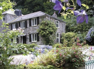 Holiday Cottage Reviews for Miller's House - Holiday Cottage in Tintagel, Cornwall inc Scilly
