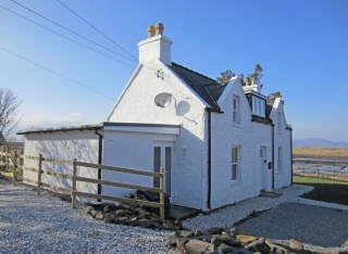 Holiday Cottage Reviews for Oystercatchers Cottage, Skye - Holiday Cottage in Isle of Skye, Highlands