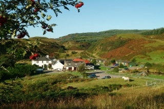 Holiday Cottage Reviews for Cologin Country Chalets and Lodges - Cottage Holiday in Oban, Argyll and Bute