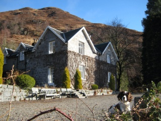 Holiday Cottage Reviews for Ben Duirinnis House - Self Catering in Oban, Argyll and Bute