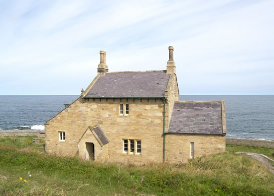 The Bathing House