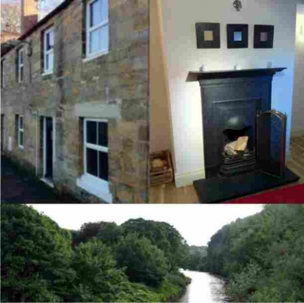 Riverside Cottage (Pet Friendly), West Thirston