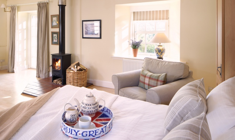 Eastside Farm Holiday Cottages Near Edinburgh - The Stable Cottage