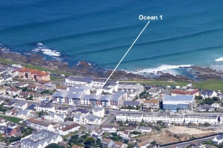 Holiday Cottage Reviews for 14 Ocean 1 - Self Catering Property in Newquay, Cornwall inc Scilly