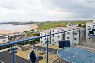 Holiday Cottage Reviews for Penthouse 49 Ocean 1 - Self Catering Property in Newquay, Cornwall inc Scilly