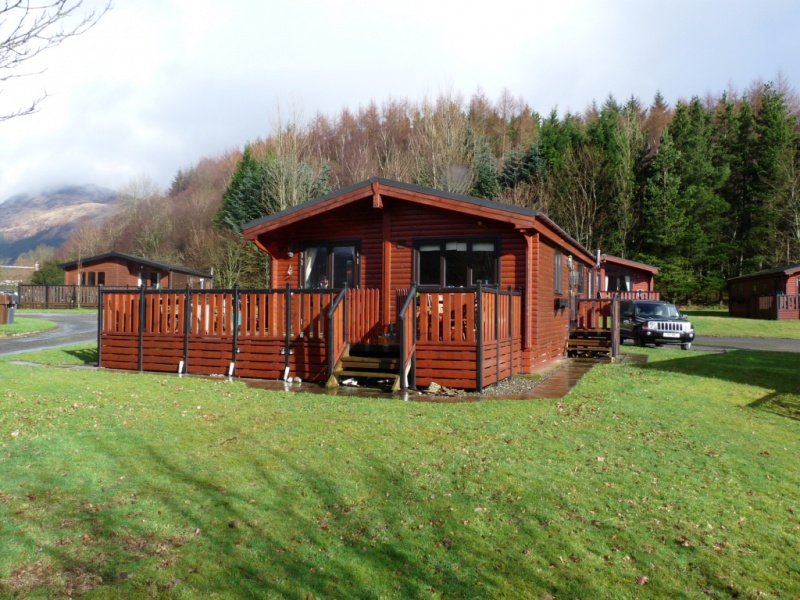 loch lomond cabin lodge 3