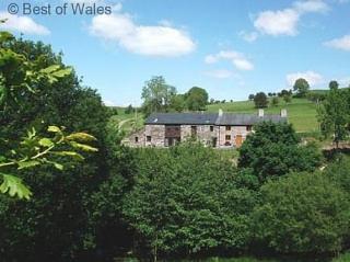 Holiday Cottage Reviews for Rhyd y Gorlan - Holiday Cottage in Machynlleth, Powys