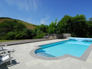 Holiday Cottage Reviews for 1 Garden Apartment, Prospect House - Cottage Holiday in Hallsands, Devon