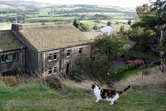 Cherry Tree Cottages in Pennine Yorkshire