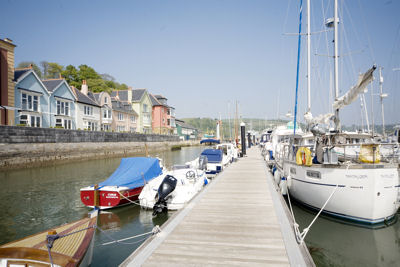 Holiday Cottage Reviews for 14 Dart Marina - Cottage Holiday in Dartmouth, Devon