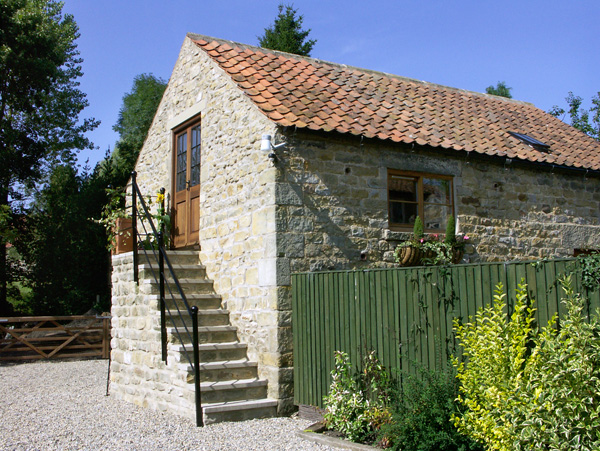 Holiday Cottage Reviews for The Hayloft - Self Catering Property in Lastingham, North Yorkshire