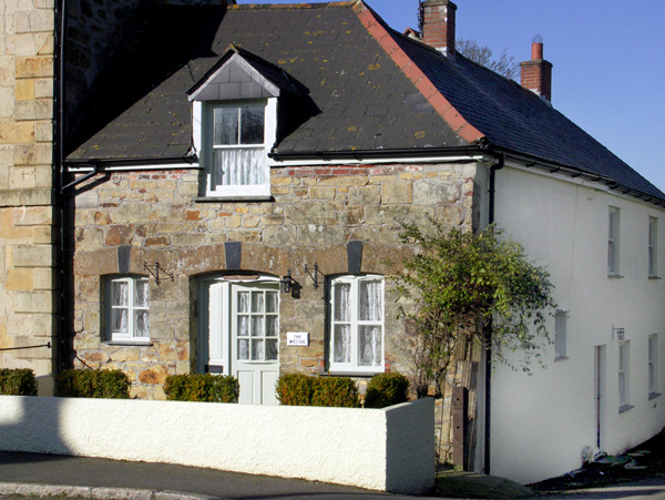 Holiday Cottage Reviews for The Wedge - Self Catering in Mitchell, Cornwall inc Scilly