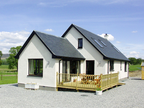 Holiday Cottage Reviews for Creag-na-Sanais - Self Catering Property in Laggan, Highlands