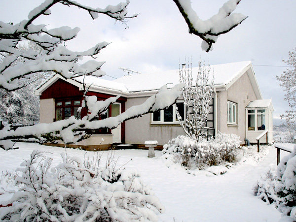 Holiday Cottage Reviews for Glengynack Cottage - Holiday Cottage in Grantown On Spey, Highlands