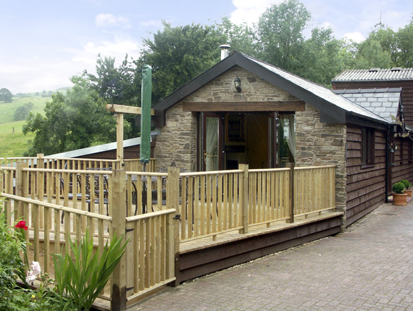 Holiday Cottage Reviews for Cwm Derw Cottage - Self Catering in Llanafan Fawr, Powys