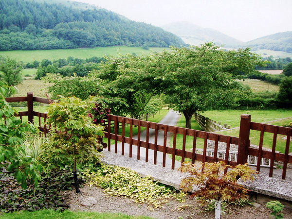 Holiday Cottage Reviews for Border View - Cottage Holiday in Kington, Herefordshire