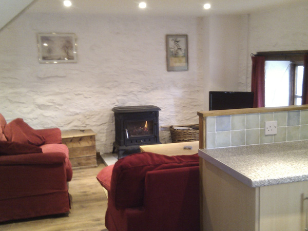 Holiday Cottage Reviews for Graig Las - Holiday Cottage in Llangynog, Powys