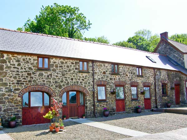 Holiday Cottage Reviews for The Cart Shed - Holiday Cottage in Haverfordwest, Pembrokeshire