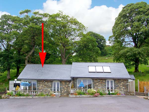 Holiday Cottage Reviews for Arenig - Self Catering in Bala, Gwynedd