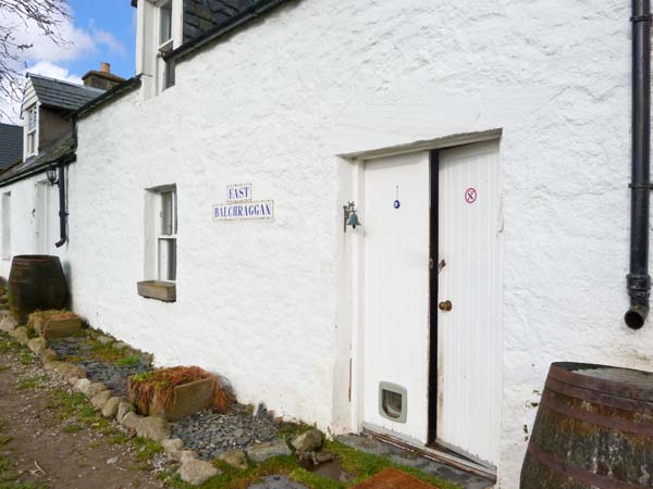 East Balchraggan Cottage