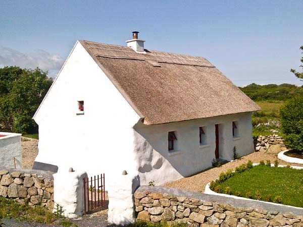 Spiddal Thatch Cottage