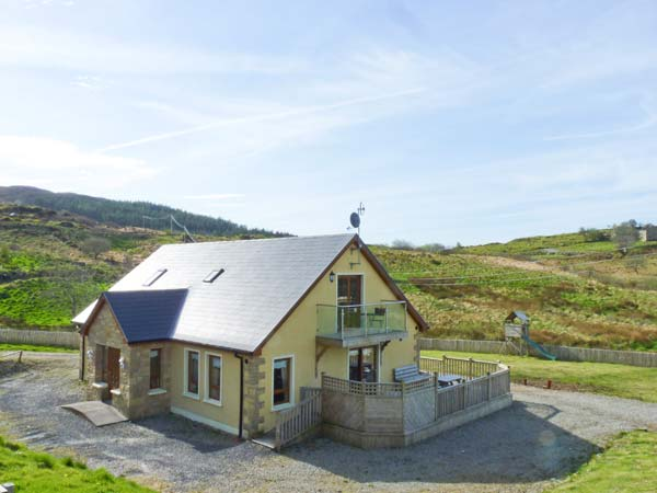 Holiday Cottage Reviews for Ocean View - Self Catering Property in Narin, Donegal