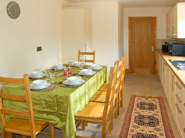Holiday Cottage Reviews for King Offa's Lodge - Self Catering in Monmouth, Monmouthshire
