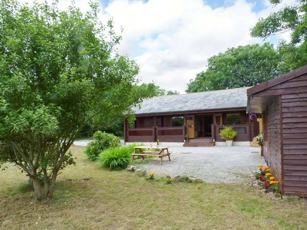 Holiday Cottage Reviews for Gisburn Forest Lodge - Holiday Cottage in Clitheroe, Lancashire
