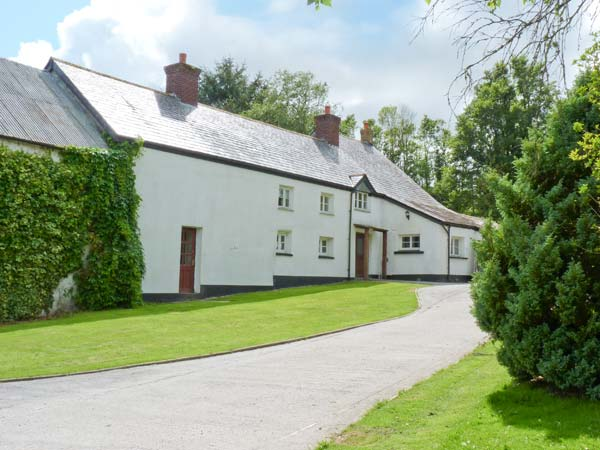 Eastcott Farmhouse
