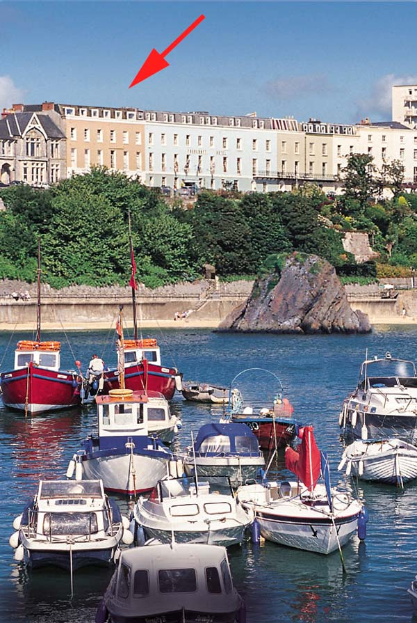 Holiday Cottage Reviews for 9 Croft House - Holiday Cottage in Tenby, Pembrokeshire